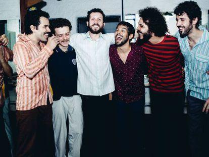 O grupo Saulo Duarte e a Unidade.