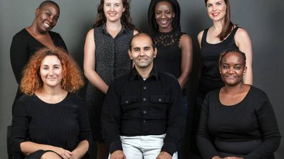 Equipe da AfricaCheck.