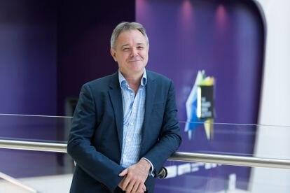 O médico britânico Jeremy Farrar, diretor do Wellcome Trust.
