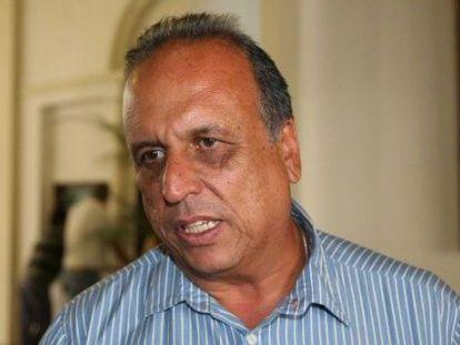 O governador Pezão.