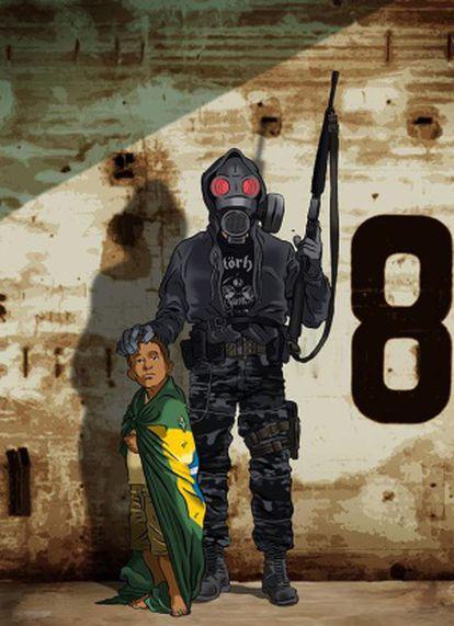 'O Doutrinador'.