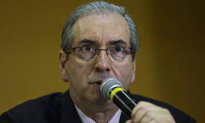 Eduardo Cunha, em 2015.