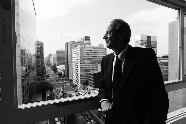 Mario Sergio Conti, autor de 'Notícias do Planalto'.