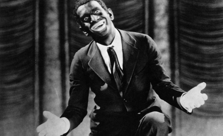 Fotograma do filme 'O cantor de jazz' (1927).