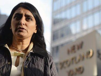 Aneeta Prem, a fundadora da ONG à que alertaram as mulheres, Freedom Charity.