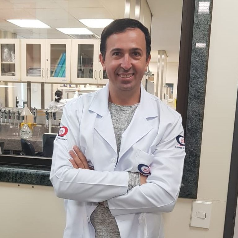 Gustavo Cabral, imunologista e pesquisador do Incor.