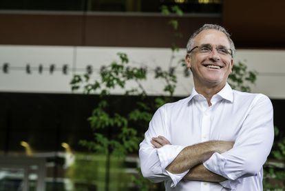 O biólogo Andrew Read, da Universidade Estadual da Pensilvânia (EUA).