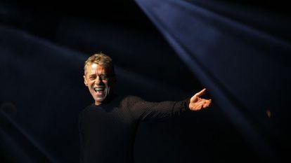 Chico Buarque, em 2012.