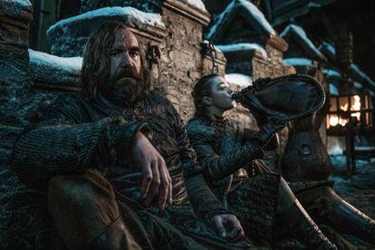 Cena da última temporada de 'Game of Thrones'.