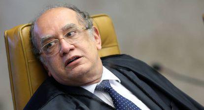 O ministro Gilmar Mendes.