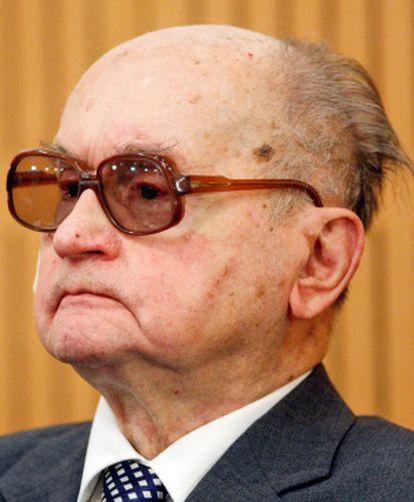 O ex-presidente Wojciech Jaruzelski, em 2009.
