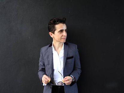 A escritora Masha Gessen, em uma imagem de 2019. BASSO CANNARSA/ OPALE