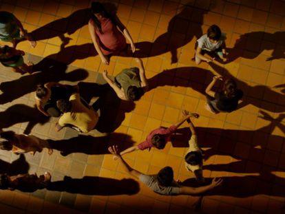 Cena do filme 'Mateo', de María Gamboa.