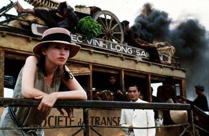 A britânica Jane March interpretou cenas de alta voltagem com apenas 19 anos em 'O Amante', filme que deu lugar a muitas lendas em 1992.