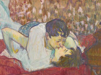 Quadro de Toulouse-Lautrec