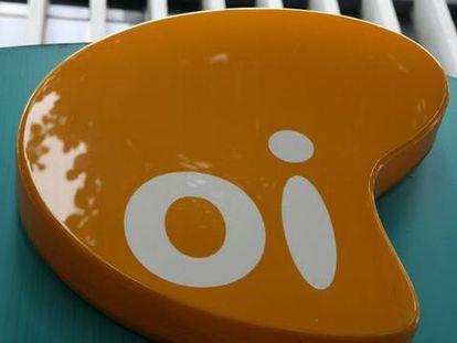Logotipo da operadora Oi.