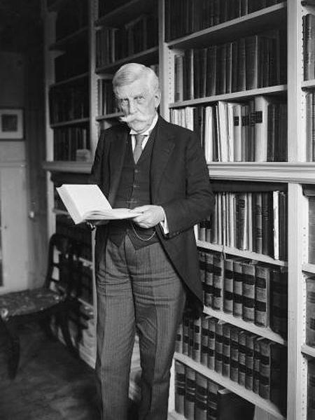 Oliver Wendell Holmes, juiz da Suprema Corte dos Estados Unidos.