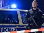 Axe Attack In Dusseldorf