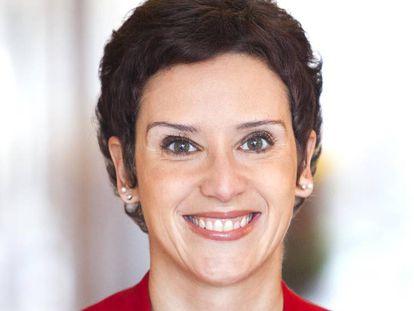 A economista Monica de Bolle, professora da Universidade Johns Hopkins e pesquisadora do Instituto Peterson