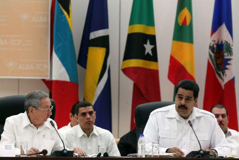 Cuba anunciou seu plano contra o ebola em uma reunião do ALBA