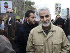 El General Qassem Soleimani en una foto de archivo de 2016