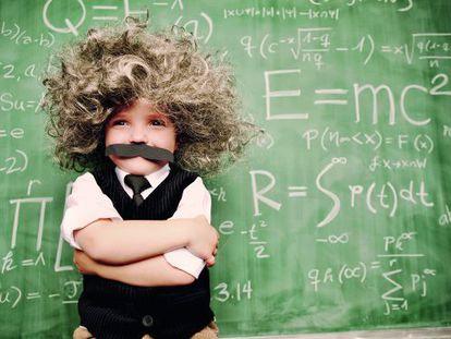 Como Einstein educou o filho