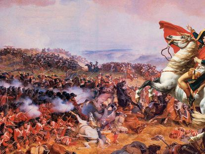 'A Batalha de Waterloo', por William Sadler