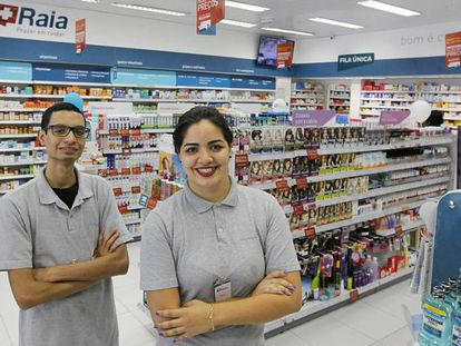 Raia Drogasil é hoje a maior rede de farmácias do Brasil.