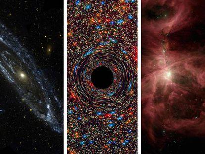 As imagens mais baixadas da NASA
