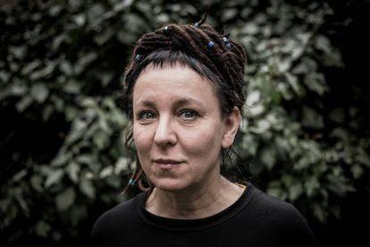 Olga Tokarczuk, em Cracóvia (Polônia).