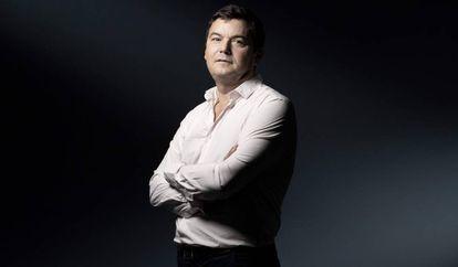 O economista francês Thomas Piketty, autor de 'Capital e Ideologia'