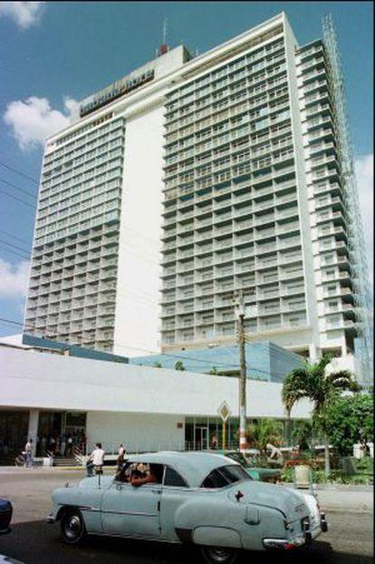 O hotel Habana Libre, expropriado após a revolução.