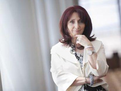 Marisol Schulz, diretora da Feira Internacional do Livro de Guadalajara.