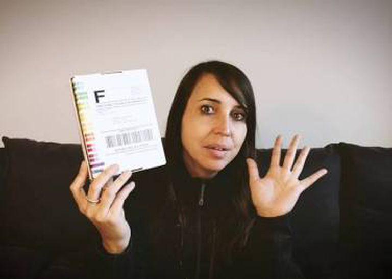 Correspondente do EL PAÍS faz seu teste de DNA.