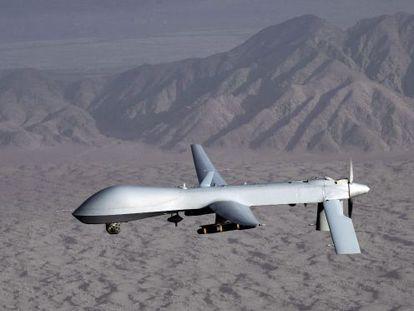 Um drone MQ-1 Predator