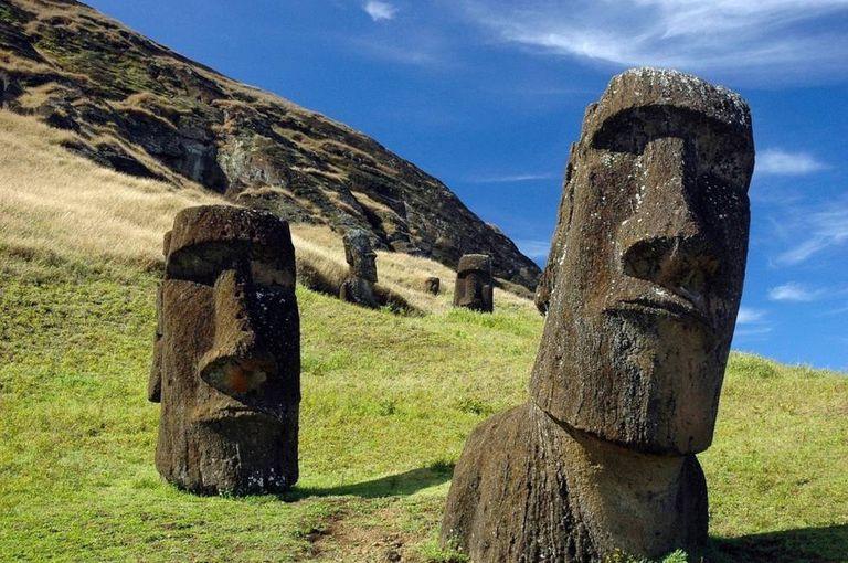 DNA revela os segredos dos antigos habitantes da Ilha de Páscoa