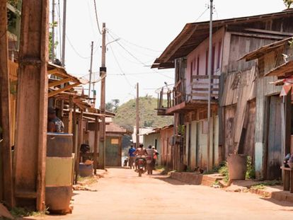 A comunidade Vila da Ressaca fica na área de instalação do empreendimento da Belo Sun.