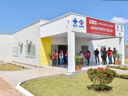 UBS em Rio Branco, no Acre.