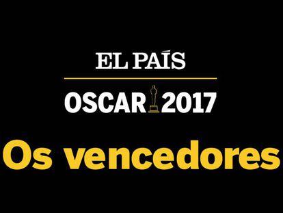 Oscar 2017 | Todos os vencedores
