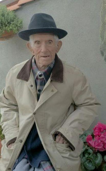 Silvestre Llorente, 103 anos