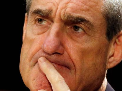 O promotor especial Robert Mueller.