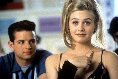 Alicia Silverstone sonhava alto com 'As Patricinhas de Beverly Hills' (1995), onde interpretava uma estudante chique e ingênua. GETTY IMAGES