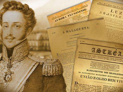 Parlamento derrubou planos de D. Pedro I de restringir a liberdade de imprensa