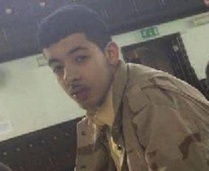 Salman Abedi, identificado pela polícia como o terrorista de Manchester.