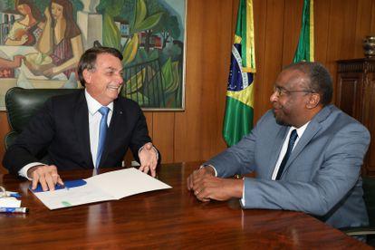 Decotelli entregou carta de demissão a Bolsonaro nesta terça-feira.