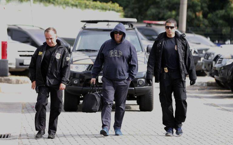O CEO da General Electric para a América Latina, Daurio Speranzini Jr, preso na quarta em São Paulo.