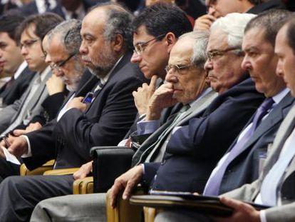 Elite de criminalistas já havia se reunido pelo mensalão, em 2012.