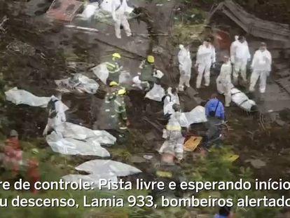 """""""Falha total"""": áudio revela que piloto do avião da Chapecoense alertou sobre falta de combustível"""