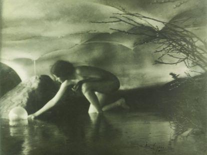 The bubble, (A Bolha), 1906