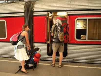 Proposta de distribuir passes ferroviários a jovens europeus de 18 anos busca reforçar o sentimento comunitário continental